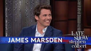 Not Even James Marsden Knows