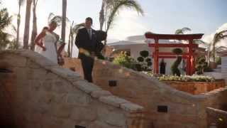Olympic Lagoon Wedding, Ayia Napa Stacie and James First Dance