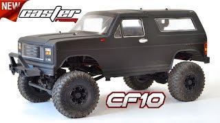 NEW Caster CF10 crawler 110 scale