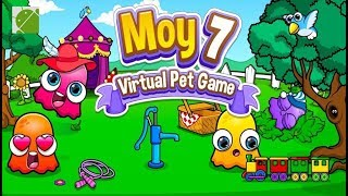Moy 7 The Virtual Pet Game - Gameplay Video 2