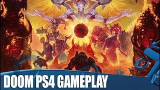 Doom Eternal - 15 Minutes Of PS4 Gameplay!