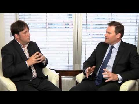 Alex Crooke manager of The Bankers Trust Interview with David Stevenson