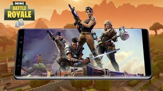 FORTNITE ANDROID APK LEAKED. HERES COMMENT À DOWNLOAD L'APK.