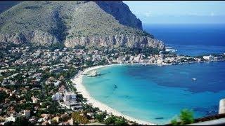 Mondello Sicily Italy