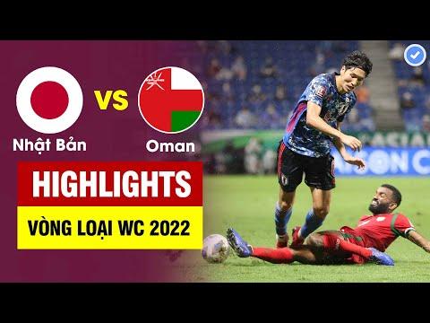 Highlights Nhật Bản vs Oman | Oman tạo địa chấn bằng pha phối hợp đẹp mắt 100 điểm