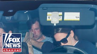 Jennifer Garner takes ex-husband Ben Affleck to rehab