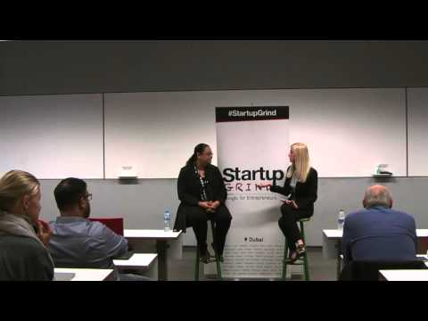 Startup Grind Dubai Interviews Amira Rashad (Head of Brand Advertising for Facebook MENA %26 Pakis