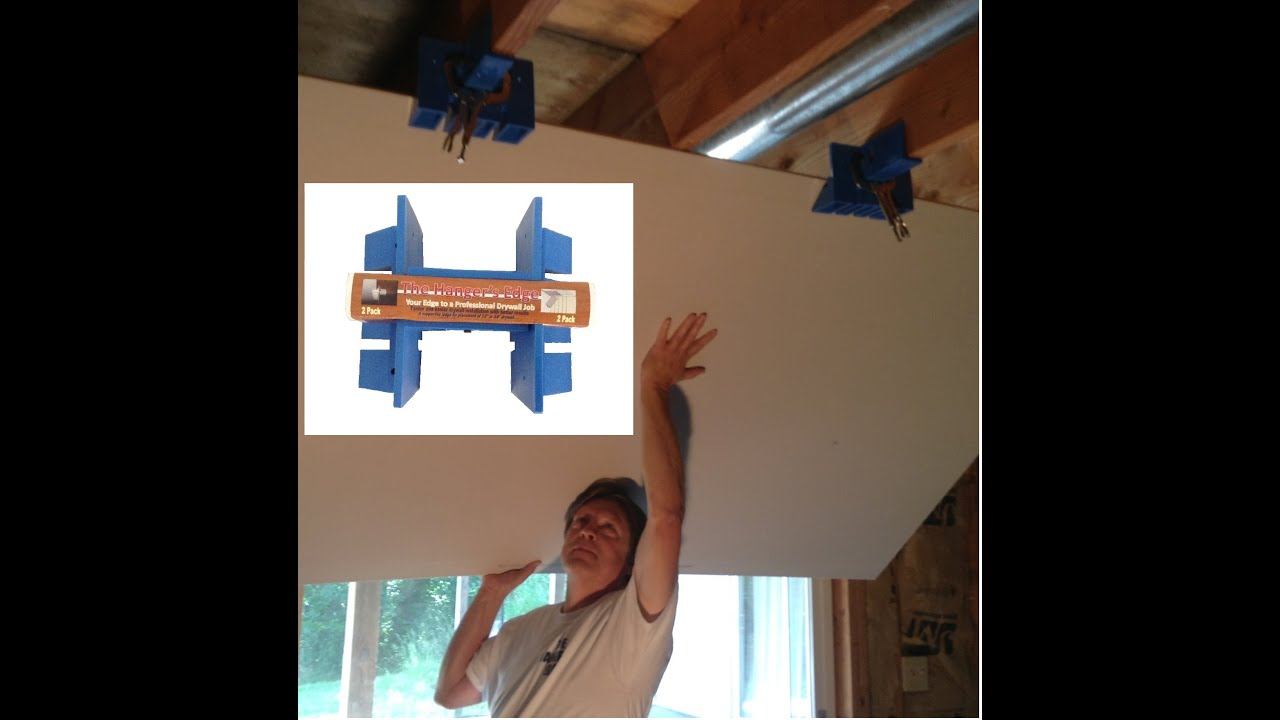 Drywall Lift Installation Tool An Easy Better And