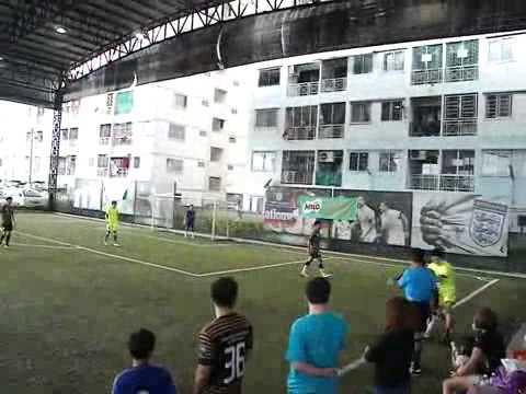 SET vs FSS BrokerCup 2014 1st half