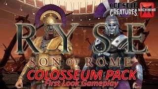"""Ryse: Son of Rome"" the Colosseum Pack Online Co-op Gameplay"