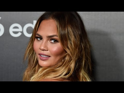 Chrissy Teigen Reveals Another Body Part Covered in Stretch Marks
