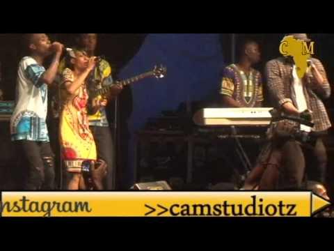 Ally Kiba Live Performance - Mwana Dar es Salaam LIVE at Sauti za Busara
