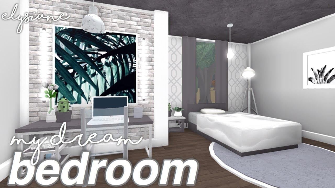 ROBLOX | Bloxburg: My Dream Bedroom - YouTube