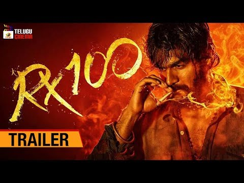 RX 100 Movie Trailer   Kartikeya   Payal Rajput   Rao Ramesh   2018 Telugu Movies   Telugu Cinema