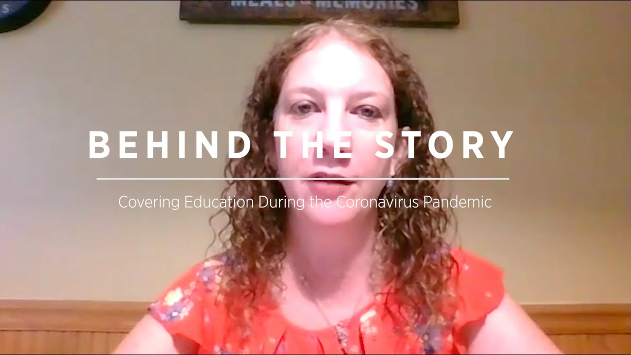 Behind the story with Education Reporter Kristen Graham