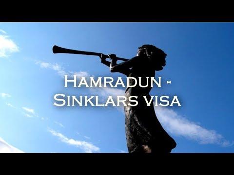 Hamradun - Sinklars Visa (NOR-ENG LYRICS)