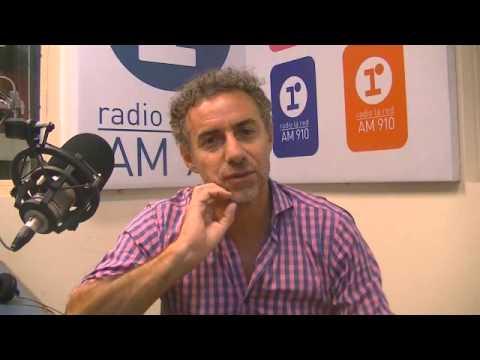 Entrevista exclusiva con Luis Majul, a horas de volver con La Cornisa