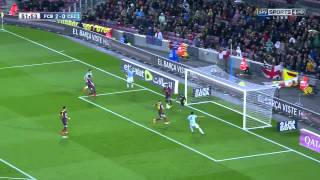 Barcelona - Celta Highlights HD 26.03.2014