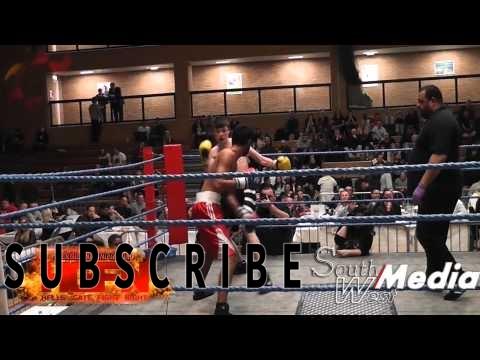Hells Gate Fight Night Rajan Badhan Vs Kyle Roberts