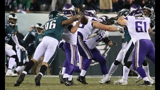 Eagles Nulled The SKOL!!! Reliving The Eagles vs Vikings NFL Championship Game!!!