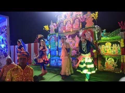 Pakdo ri barajbal kanhyeyo holi -Krishna song best performance