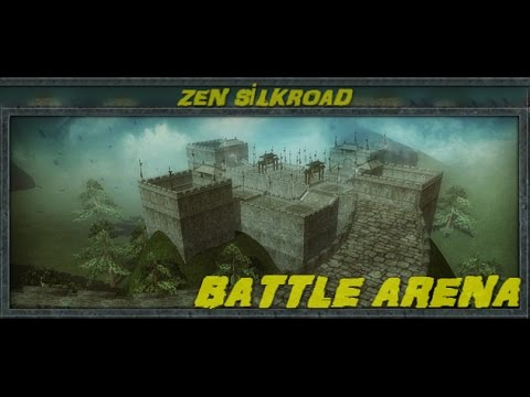 Zen Silkroad Since_1453 Battle Arena