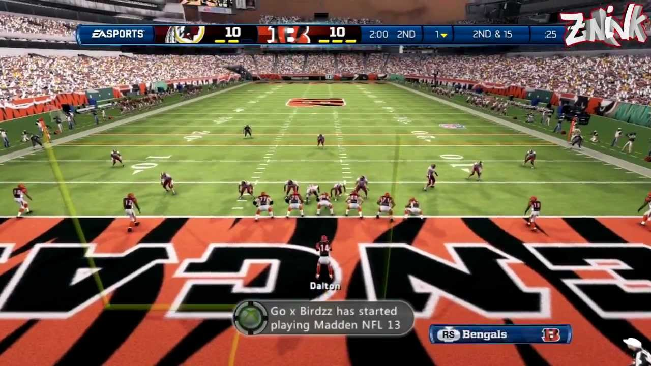 1 Point Safety >> How To Avoid A 2 Point Safety In Madden Nfl 25 Youtube