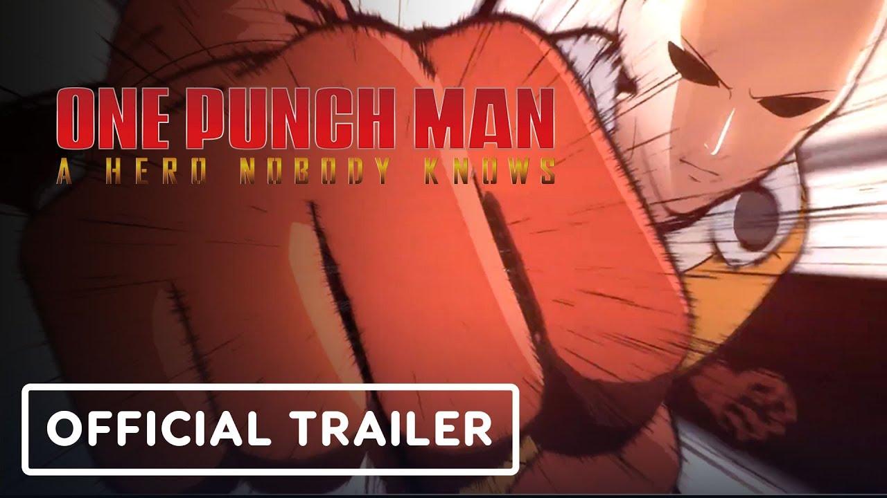 One Punch Man: Ein Held, den niemand kennt - Offizieller Charakter enthüllt Trailer + video