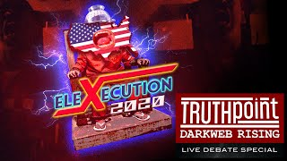 TRUTHPOINT: ELEXECUTION 2020 | LIVE DEBATE SPECIAL | Adult Swim