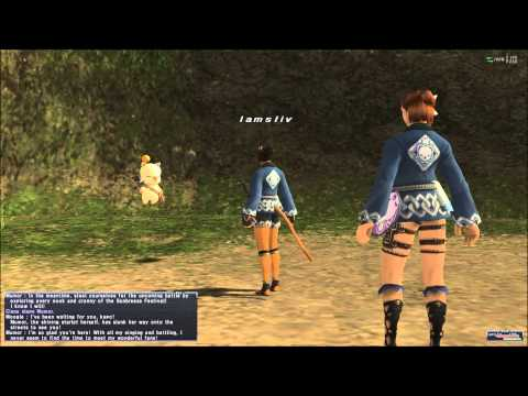 Checking Out Our New Trusts : Let's Play FFXI #4