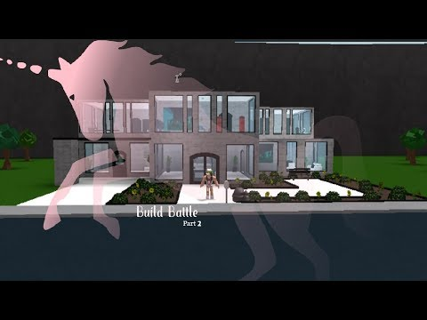 Roblox Welcome To Bloxburg Build Battle House Part 2