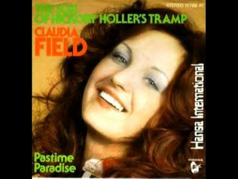 CLAUDIA FIELD 克勞迪婭田 sings PASTIME PARADISE 消遣天堂 1978