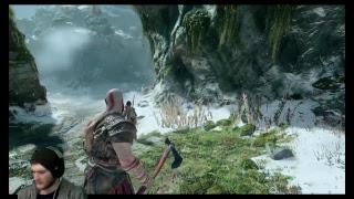 God of War [PS4 Pro]  Pt 2 Narcoleptic God of War