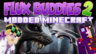 Minecraft Flux Buddies 2.0 #48 - Vampires vs Werewolves