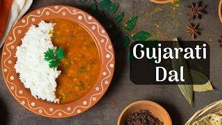 एकदम आसान तरीके से बनाये टेस्टी खट्टी मीठी गुजराती दाल - Gujarati Dal Recipe | Cooking with Siddhi