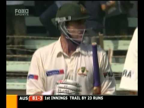 2004 India Vs Australia 4th Test HIGHLIGHTS