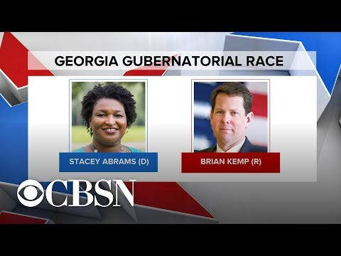 Trump, national politics affect Georgia gubernatorial race