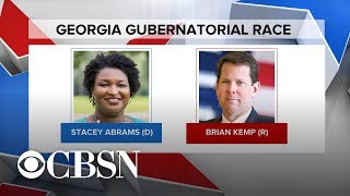 Trump, national politics affect Georgia gubernatorial race