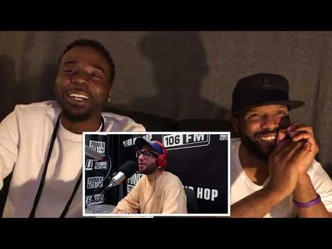 Big Krit Freestyles With The L.A Leakers Freestyle #030 Reaction