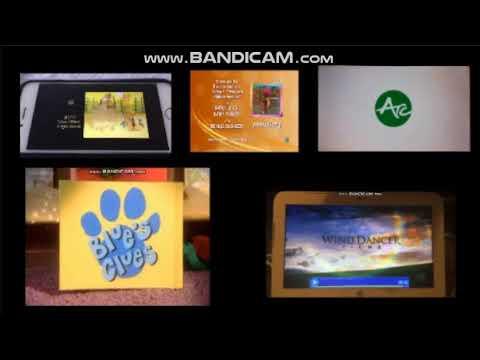 Barney & Friends, Blue's Clues, Camp Lazlo, Nature Cat, RJG and Rusty Rivets Credits Remix