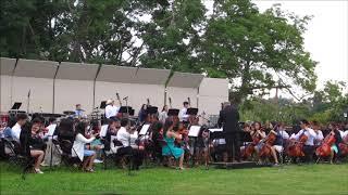 Arcadia High School Orchestra 2 Pop Concert Arboretum Music from La La Land