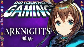 Arknights - Did You Know Gaming? Feat. Greg
