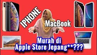 Gambar cover Apple Store Jepang    iPhone Xs Max & MacBook Pro lebih murah di Jepang??