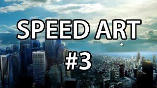 ajeita pra mim speed art 3