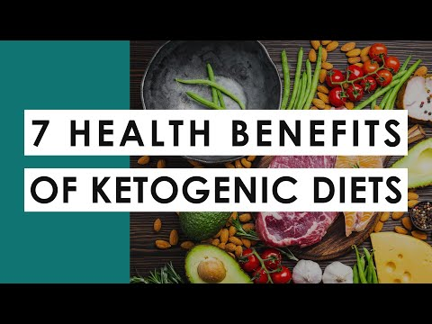 7 Health Benefits Of Ketogenic Diets