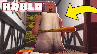 ESCAPING FROM THE GREAT HOUSE IN ROBLOX 💀😱!! (GRANNY)