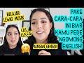 TIPS BELAJAR BAHASA INGGRIS! | NESSIE JUDGE