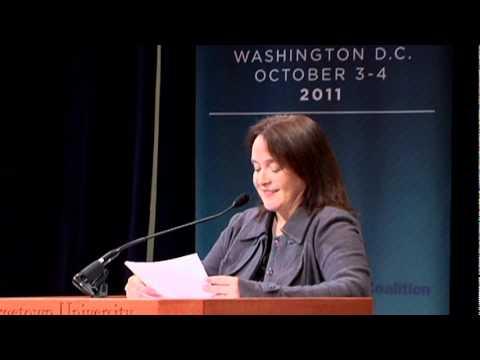 Keynote: Register of Copyrights Maria Pallante @ Summit11