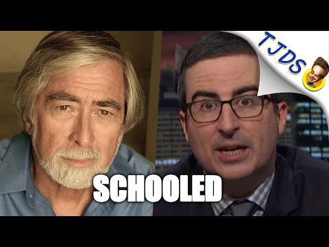 John Oliver Quantitative Easing Debunked By Real Journalist