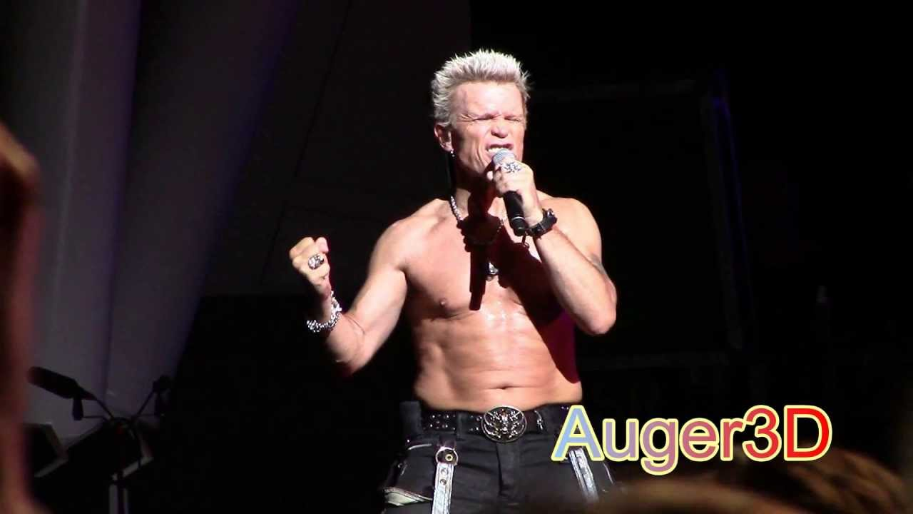 Billy Idol 2013 06 27  Rebel Yell    YouTube